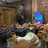 Photo taken at Olsen Nolte Saddle Shop by Juston P. on 10/21/2016