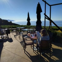Photo taken at The Restaurant at Ventana Inn by Juston P. on 2/6/2016