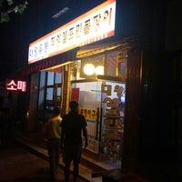 Photo taken at 대왕 쎌프 민물장어 by 곰손아즈메 on 9/9/2014