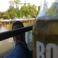 Photo taken at Rick's on the River by Ed M. on 5/3/2015