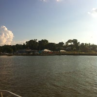 Photo taken at Rick's on the River by Ed M. on 9/5/2014