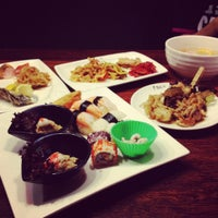 Photo taken at Tao Authentic Asian Cuisine 道 by XhiRley L. on 9/18/2012