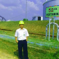 Photo taken at kantor ppp pertamina  prabumulih by Wawan K. on 11/16/2012
