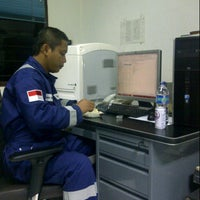 Photo taken at kantor ppp pertamina  prabumulih by Wawan K. on 3/4/2013