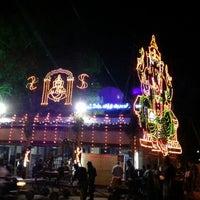 Photo taken at Ishta Siddhi Vinayakar Temple by Jawahar P. on 9/19/2012