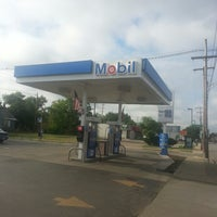 Photo taken at Mobil by Solofor'aReason A. on 6/29/2013