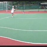 Photo taken at K99 Tennis Court by James L. on 6/15/2013