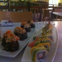 Photo taken at Wa Teppan Sushi Bar by Taniavintage on 7/17/2013