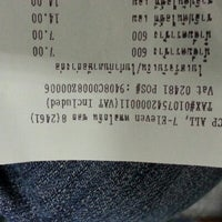 Photo taken at 7-Eleven by Bcc T. on 10/31/2012