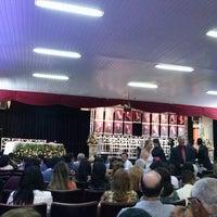Photo taken at Colégio Salesiano by Rodrigo S. on 2/22/2013