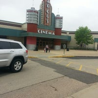 Photo taken at Marcus Point Cinema by Maria N. on 6/6/2013