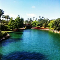 Photo taken at Loews Royal Pacific Resort at Universal Orlando by Евгения А. on 5/6/2013