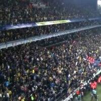 Photo taken at Radyo Fenerbahçe 97.0 by Elif K. on 4/4/2013