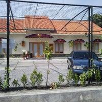 Photo taken at Cokelat Monggo Factory by Visa S. on 10/27/2012