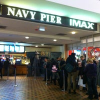 Photo taken at Navy Pier IMAX Theatre by Fatima Al Slail on 12/28/2012