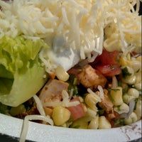 Photo taken at Chipotle Mexican Grill by Fatima Al Slail on 4/14/2013