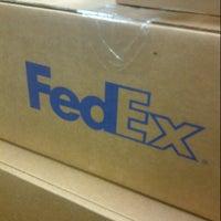 Photo taken at FedEx Office Print & Ship Center by Fatima Al Slail on 9/29/2012