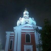 Photo taken at Храм Вознесения За Серпуховскими Воротами by Alex C. on 7/13/2013