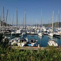 6/23/2013 tarihinde Fatih T.ziyaretçi tarafından D-Marin Göcek Marina'de çekilen fotoğraf