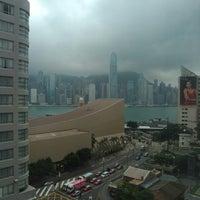 Photo taken at YMCA of Hong Kong 香港基督教青年會 by Alex K. on 5/10/2013