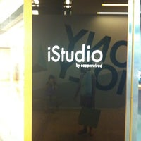 Photo taken at iStudio by Alex K. on 12/29/2012