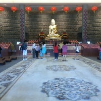 Photo taken at Fo Guang Shan Temple | 北岛佛光山 by Kelly Q. on 2/10/2013