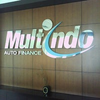 Photo taken at Multindo Auto Finance by Jati n. on 10/30/2012