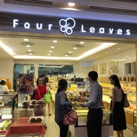 Photo taken at Four Leaves by Panuwat T. on 4/21/2018