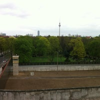 Photo taken at Berlin Wall Memorial by Max B. on 4/27/2013