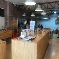 Photo taken at Ceresia Coffee Roasters by Max B. on 11/21/2017
