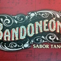 Photo taken at Bandoneón by Gusto Del B. on 9/20/2012