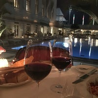 Photo taken at Cipriani Restaurante by Isabel Christyna B. on 5/22/2016