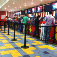 Photo taken at Cines Unidos by Margarita S. on 3/4/2013