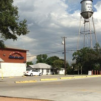 Photo taken at Round Rock Donuts by Jennifer N. on 7/20/2013
