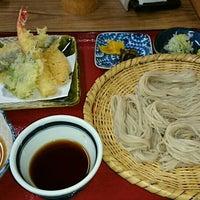 Photo taken at 戸隠 伊勢屋そば店 by Tatsugon 6. on 11/14/2015