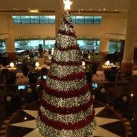 Photo taken at The Ritz-Carlton Bahrain by Mazin A. on 12/4/2012