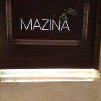 Photo taken at Mazina Restaurant by Mazin A. on 11/20/2012