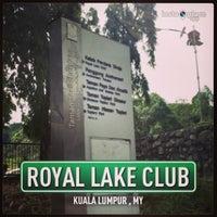 Photo taken at Royal Lake Club by CikLily P. on 7/13/2013
