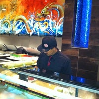 Photo taken at Harney Sushi by Mary B. on 10/6/2012