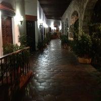Foto tomada en Hotel Real de Minas por Danyel L. el 7/27/2013
