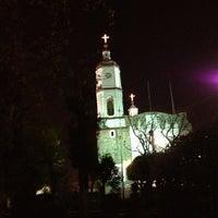 Photo taken at Parroquia de San Francisco de Asis Coacalco by Danyel L. on 3/9/2013