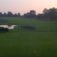 Photo taken at Clubhouse Limburgse Golf & Country Club by Phil R. on 9/13/2014