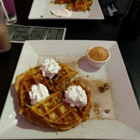 Photo taken at Waffles INcaffeinated by Zack D. on 1/17/2016