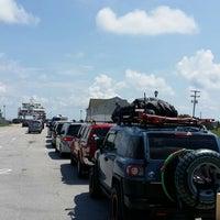 Photo taken at Cedar Island Ferry by Ricardo E. on 6/28/2014