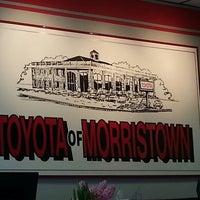 ... Photo Taken At Toyota Of Morristown By Ricardo E. On 4/4/2013 ...