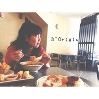 Photo taken at D' Origin Western Cuisine & Cafe by Alvin W. on 5/1/2013