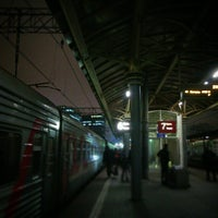 Photo taken at Поезд №071/072 «Белогорье» Москва – Белгород by Elina S. on 12/16/2014