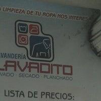 Photo taken at Lavado de Autos by Guillermo O. on 5/30/2013