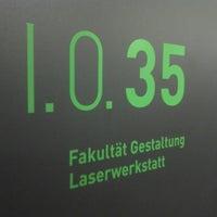Photo taken at Laserwerkstatt by Manuel M. on 3/20/2013