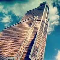 Снимок сделан в Башня «Федерация» пользователем Alex O. 6/14/2013